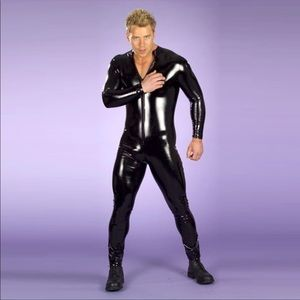Other - Men's latex bodysuit